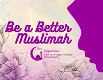 Be A Better Muslimah Kit