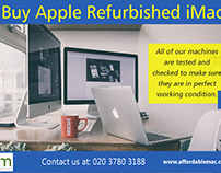 Buy Apple Refurbished iMac