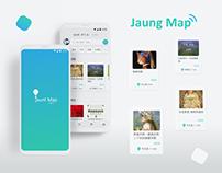 UI/UX Jaunt Map Project