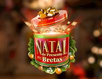 Proposta de Marca - Natal 2015 Bretas