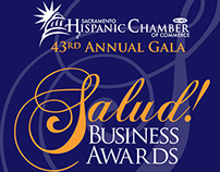 Sacramento Hispanic Chamber Salud! Awards