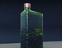 Modular oil & vinegar bottle