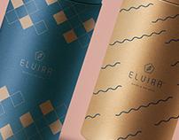 Elvira, Herbs & tea Shop - Branding