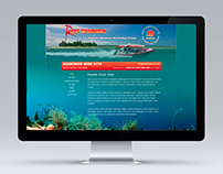 Reef Sprinter Web Design
