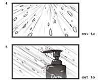 Dove Bodywash commercial