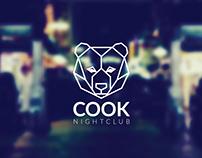 Diseño de Identidad | Cook NightClub