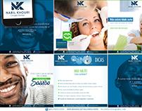 Mkt Online / mídias sociais- para a agência Impulsar