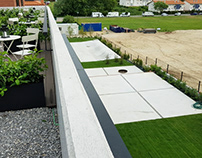 Jardinería Hostel