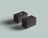 BUSINESS CARD - Arepas