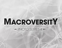 PHOTO SERIES 2: MACROVERSITY