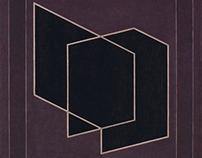 Josef Albers - Penetrating, 1938