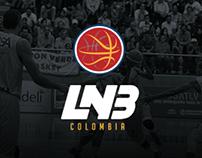 LNB Colombia Branding