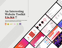 Uix Kit - An Interesting Website Toolkit