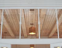 dűlő restaurant interiors