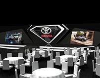 Toyota C-HR reveal event