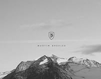 Martin Drexler branding