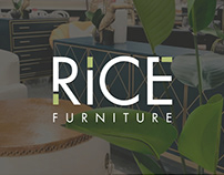 Rice Furniture – Branding