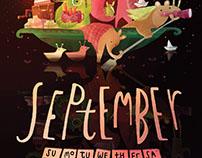 Cupick Calendar 2016