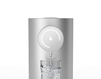Hydrogen Water Dispenser
