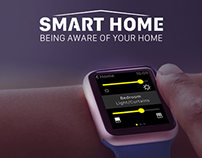 Smart Home for Apple Watch