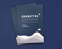 Dramatyka* / Drammar * - conference branding