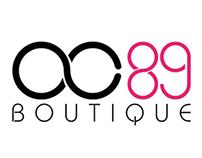 OC89 (logo design)