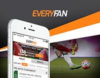 EveryFan Mobile App