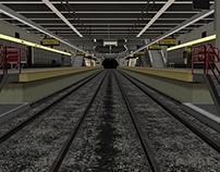"Drive Simulator ""Subway"""
