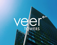 Interactive + Print Campaign / Veer Towers