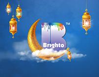 Social Media Banner | Brighto Paints