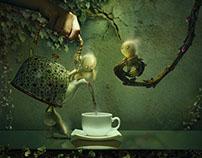Tea Chronicles Part IV - Fantasy Photo Manipulation