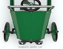 baghera pedal car