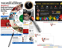 Nalapad Academy Brand Kit & Website Design