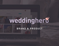 Weddinghero // Brand & Product