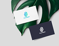Easy english | Logo design