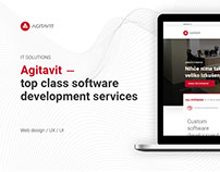 Agitavit - website