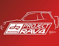 WIP DecoRacing 2016 Project RAV4