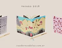 Cuadernos de Luz / verano 2016