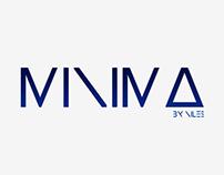 MINIMA(Free font)