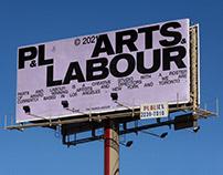 Parts & Labour - Visual Identity