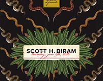 Scott H. Biram Gig Poster