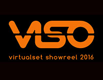 ViSo Showreel Virtual Set 2016