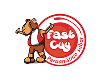 Imagen de marca - Fast Cuy
