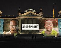 . Agoràphono (Kitonb Project) .