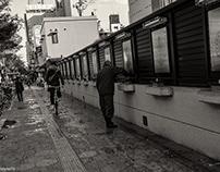 Osaka Winter (Monochrome)