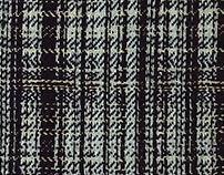 Hand woven project