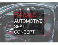 Recaro Seat Concept