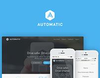 Automatic.com Redesign
