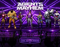 Agents of Mayhem: Carnage a Trois / Trailer Music