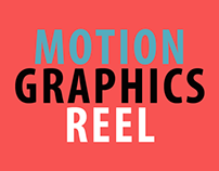 Motion Graphics Demo Reel